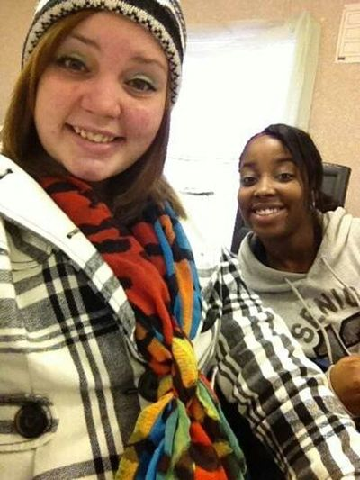 Me &' Audrey Today :)