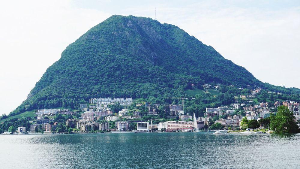 beautiful places Switzerland Lugano, Switzerland Traveling Travel Photography Traveller Best Destination Luganolake