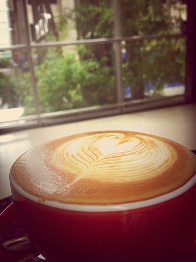 Greens n coffee :)