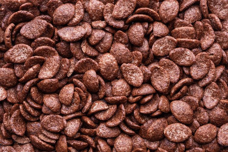 Full frame shot of coffee