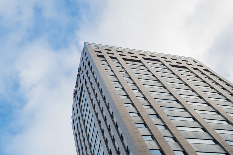 skyscraper in auckland new zealand Architecture Auckland City Architecture Building Building Exterior Built Structure Business City Cloud - Sky Day Low Angle View Minimalism Modern Nature New Zealand No People Office Office Building Exterior Outdoors Pattern Sky Skyscraper Tall - High Window The Architect - 2018 EyeEm Awards