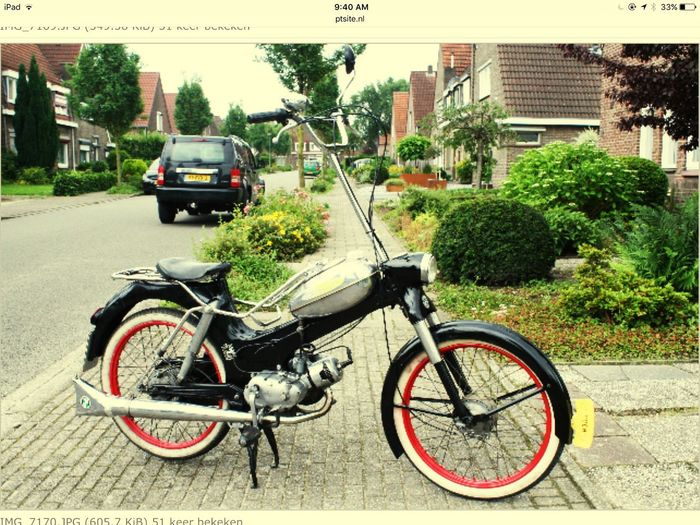 Puch Mopeds Brommer x Classic Vintage