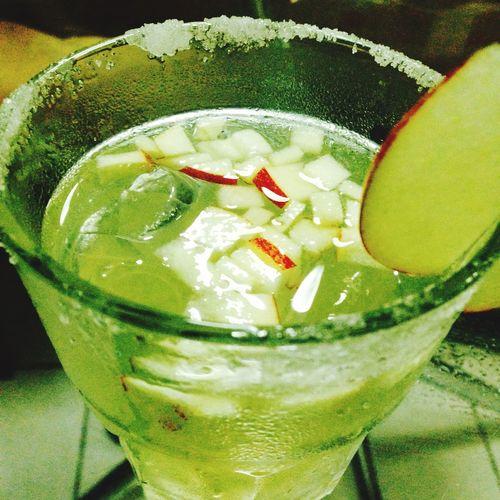 """im ur barista of the night """"gingered apple sparkle"""" Cocktails Vodka🍹 Vodka Time!!"""