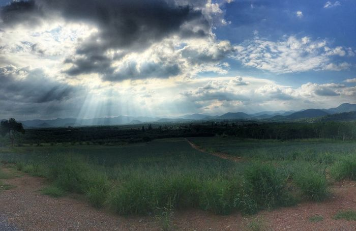 Cloud - Sky Mountain View