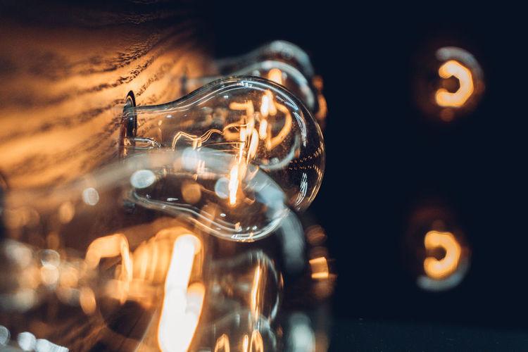 Illuminated Close-up My Best Photo Humanity Meets Technology