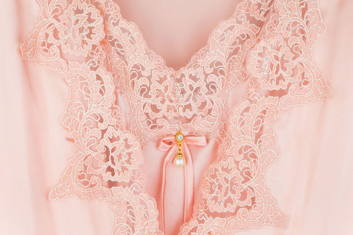 Beautiful orange silk sleepwear and robes. Lady Orange Romance Underclothes Woman Close Up Clothes Clothing Female Garment Glamour Lace Lace - Textile Lingerie Nightdress Nightgown Nightwear Robe Robes Satin Silk Sleep Sleepwear Undershirt Wear