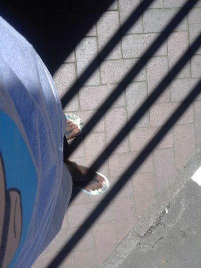 Sunlight Day Human Leg EyeEmNewHere