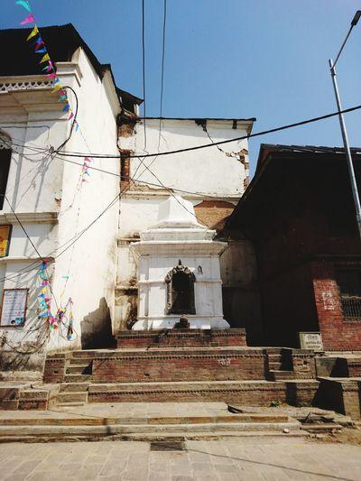 Little monkey churh EyeEmNewHere House EyeEm Best Shots Eye4photography  City Nepal Katmandu