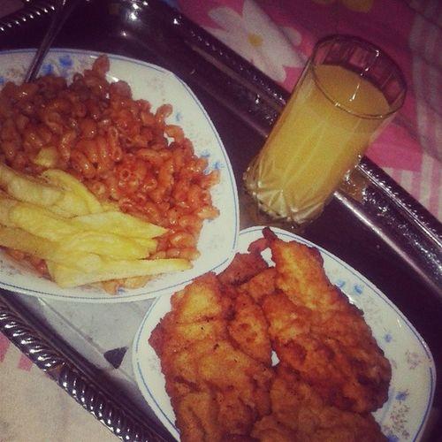 Instalaunch Pasta Baneh Juice pineapple ♥♥♥♥