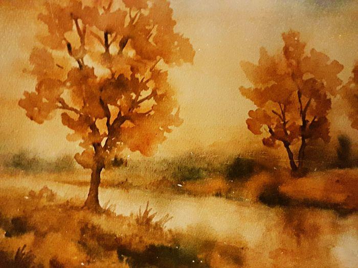 Herbst an der