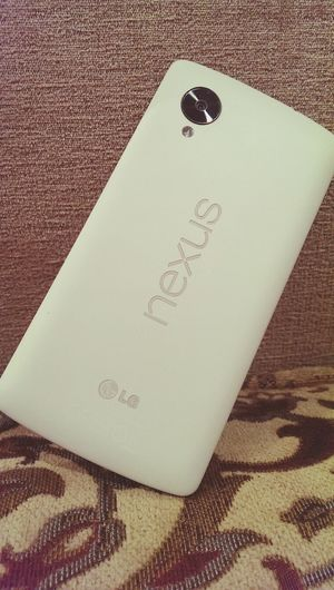 My New Nexus 5