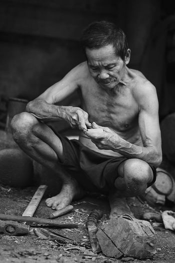 Working Human Hand Muscular Build Men Shirtless The Human Body Bicep Small Business Heroes The Photojournalist - 2018 EyeEm Awards The Portraitist - 2018 EyeEm Awards