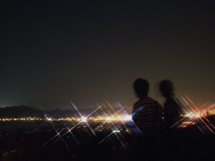Futari (It means summer memories for two people) Photography VSCO Summer Nightphotography Memories Endofsummer Japanese