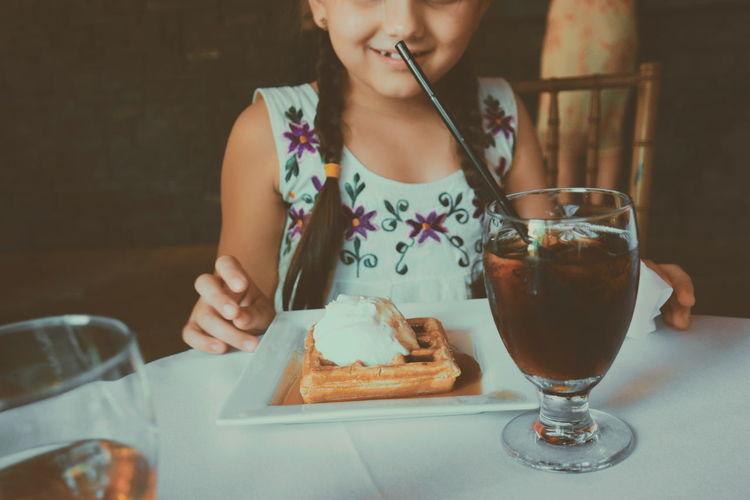 Drink Drinking Glass Women Dessert Human Hand Table Wineglass Frozen Food Sweet Food Food And Drink