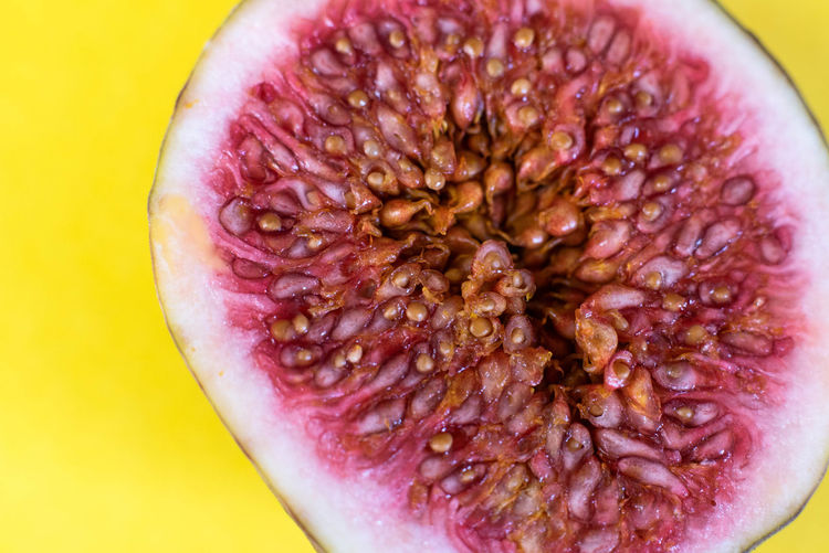 Fig fruit in