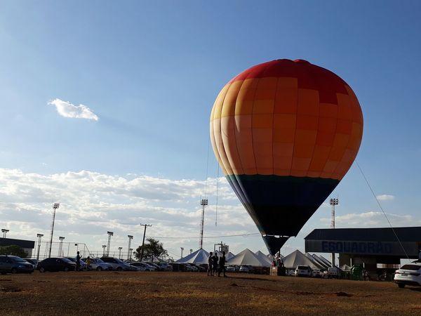 Astronomy Hot Air Balloon Balloon Flying Aerospace Industry Sky