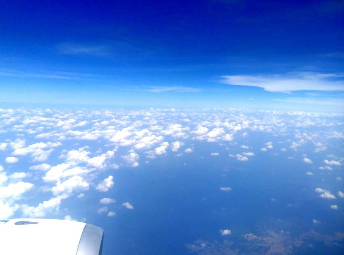 Cobalt Blue By Motorola Afternoonflight Travel Photography Clouds And Sky Cloud_collection