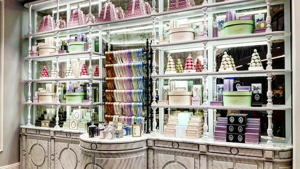 Laduree No People Bink Colour Of Life Sweet Tea Time History Indoors  Business Finance And Industry Bookshelf Day In A Row Shelf Flowers Blue Colors Human Hand Light Followme Lihgt Wedding Deer Beuatiful Best Of EyeEm Eye4photography  #pep