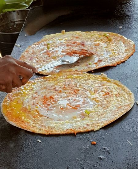 Egg Dosa - Indian egg crepe Street Food Market Crepe Indian Crepe Dosai Dosa Dosa Chutney And Sambar Dosa...indian Food Eyeem Market EyeEm Gallery EyeEm Nature Lover Getty Images Getty+EyeEm Collection Getty Image-collection EyeEm Masterclass Eyeem Photography eyeemphoto Food And Drink Foodphotography Indian Food South Indian Food Egg Food Spicy Food Spicy Crepe Foodporn❤️ My Area Special Street Foods Street Foods Photography Food And Drink Temptation Prepared Food