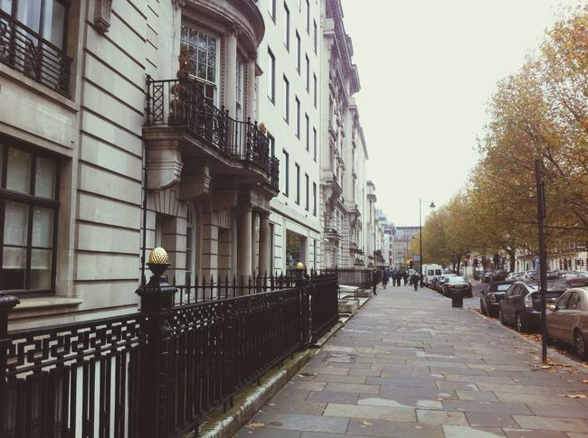 London Architecture On A Stroll Classic
