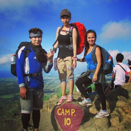 Mtbatulao Camp10 Peak Powernappers
