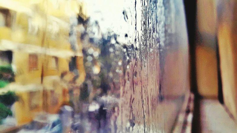 When It Rains Raindrops Outthewindow Rainymornings Addis Ababa Randomshot Showcase July