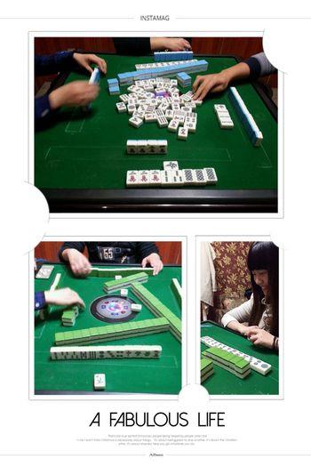 昨晚麻將?️一上來連糊六盤,趕緊紀念下,破天荒啊 麻将 Today's Hot Look Enjoying Life Life Enjoy With Friends Mahjong Relaxing Relax Entertainment