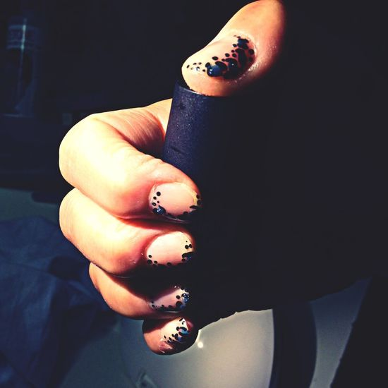 Animalier nails for my mom❤️ Nail Art Animalier Leopard Swag