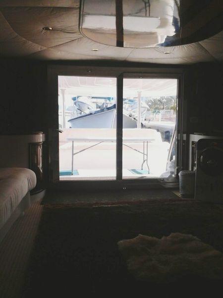 Inside the yacht Unitedarabemirates Abudhabi Lifeinuae Sealife ✌?