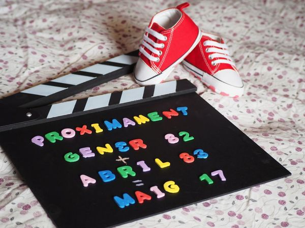 The best chapter of our lives is for comming yet!🎬👪 Comming soon: January 82+April 83= May 17 Love Expecting Babies Pregnancy Announcement Pregnant Life Converse Shoes Pregnant Days Pregnant Photography I Am Pregnant Film Movie Filming Clapperboard Be. Ready.