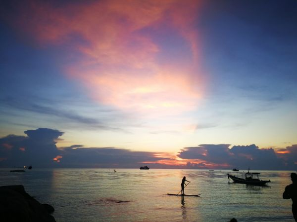 Neighborhood Map Sea Pink Sky Sea Life Ocean Thailand Boating Seaview Nice Views Nice Sky Sealife Beauty In Nature Pink Clouds Beatiful Sea Pinksky I Love Sea  Nice Sky Today ;) South Of Thailand I Love Sea  Sea And Sky Sunset Sunset_collection Koh Tao Koh Tao Sunset Koh Tao, Thailand