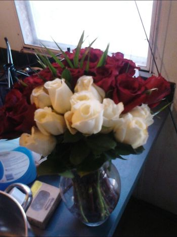 Plus The 4 Dozen Roses <3