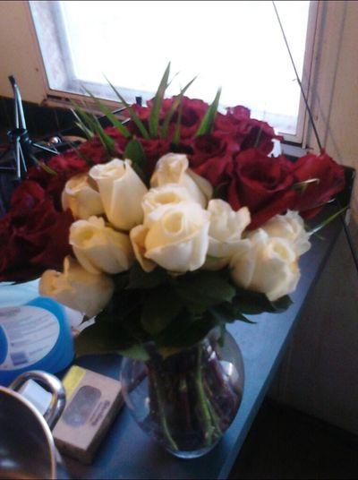 Plus The 4 Dozen Roses <3