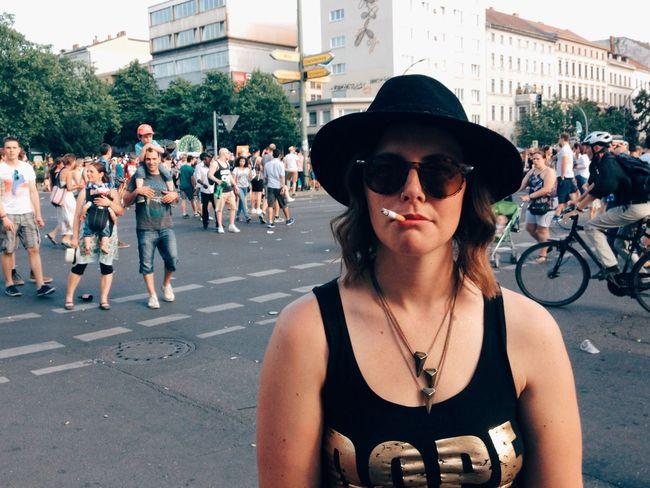 Yay! Carnival in Berlin. Great vibe. Carnival Disco Streetphotography Karneval Der Kulturen