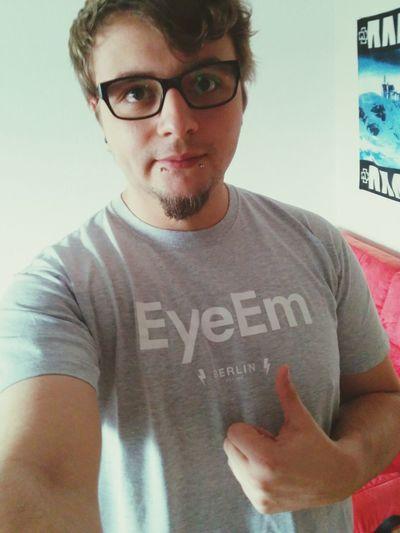 Supporting EyeEm Eyeem In Love Selfie Self