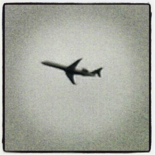 Airplane Jet LindbergField