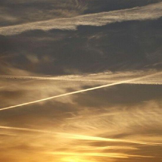 Skyline Sun Sunrise Saint-Maur-des-Fossés
