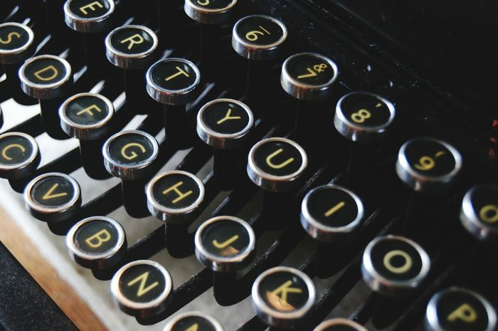 Old Typewriter Vintage Typewriter Typewriter Letters Alphabet Old Keys Keys Vintage EyeEm Best Shots EyeEm Gallery