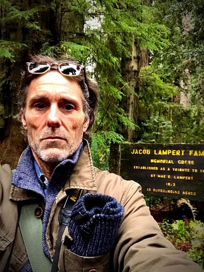 Selfie in the Jedediah Smith Redwood State Park; near the Oregon/California border. Selfie ✌ Jedediah Smith Redwood State Park Oregon Coast Highway IPhoneography Portrait Real People One Person Looking At Camera Lifestyles Headshot Front View Text Leisure Activity Clothing Day Nature Plant Adult Communication Western Script Young Adult Tree Glasses Warm Clothing