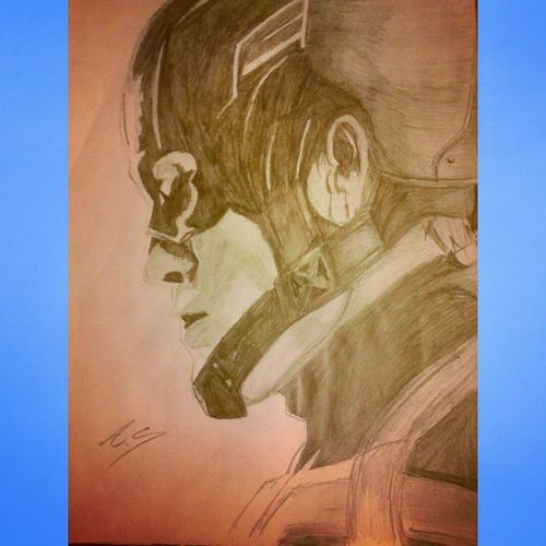 This isnt freedom,this is fear. Captainamerica Marvel Thewintersoldier ArtWork GeekyAlexxArt Pencil Sketch Art Steverodgers Firstavenger Avengers HERO Geekingout Captainmerica2 Blackandwhite Stealthsuit Grayscale