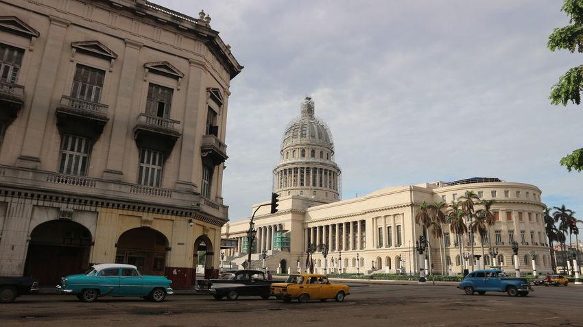 Architecture Capitolio Cars Colonial Style Cuba Exterior Habana Habana Cuba  Habana Vieja Havana Havana, Cuba Colonial Colonial Architecture Cuban Cars Капитолий Машины автомобили архитектура гавана здания колониальный стиль куба кубинские автомобили кубинские машины старая гавана