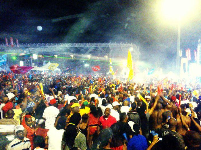 One Wild Night Trinidad And Tobago