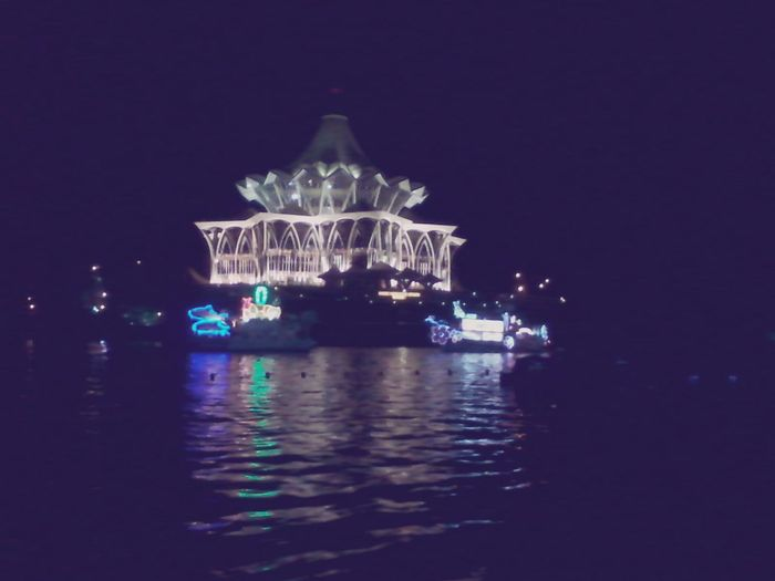 Kuching Waterfront Beautiful Check This Out