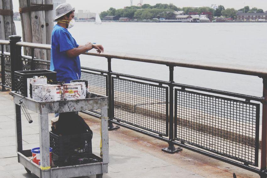 NYC The Street Photographer - 2014 EyeEm Awards