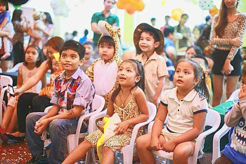 The best feeling in the world.... is seeing your child truly happy... Children Innocent Smile Children Photography Childrensparty Enjoying The Day Beingachild Lifeisbeautiful