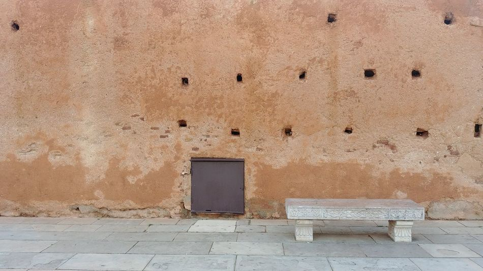 Moroco Wall Bench