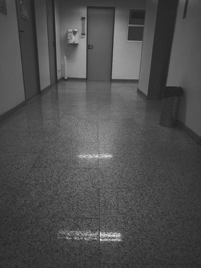 Hospital Indoors  No People Day Hospital Life Hospital Ward Oncology Blackandwhite