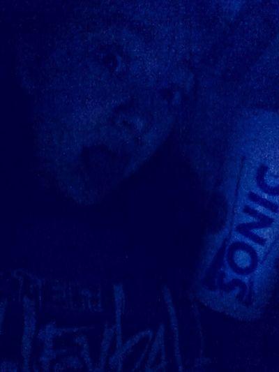 Eating Sonic