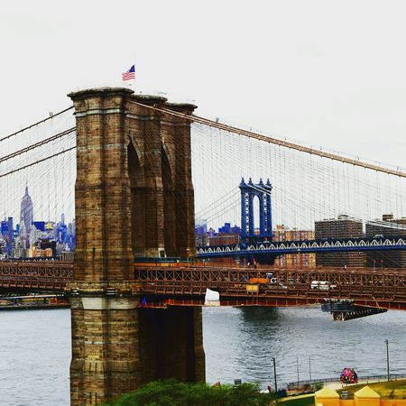 Broklyn Broklyn Bridge New York Bridge The Architect - 2016 EyeEm Awards
