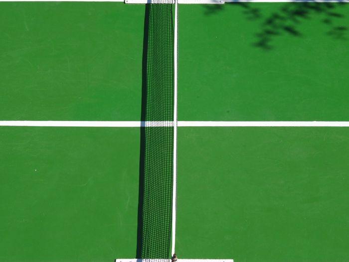 Green Ping Pong